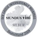 MUNDUS VINI Medaille Pas dels Cabrets blanc